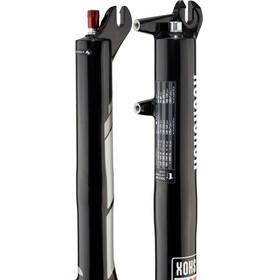 "RockShox Recon Silver TK SA - Fourche suspendue - 26"" 1 1/8"" 100mm PopLoc noir"